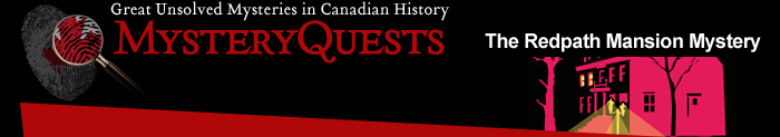 English Text of 'Unsolved Mysteries' and banner image for this webquest